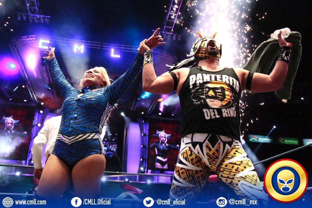 Una mirada semanal al CMLL (Del 30 mayo al 5 junio de 2019) 2