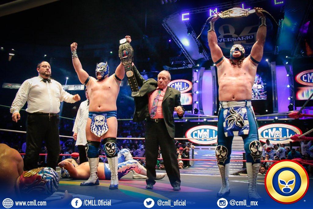 Una mirada semanal al CMLL (Del 30 mayo al 5 junio de 2019) 3