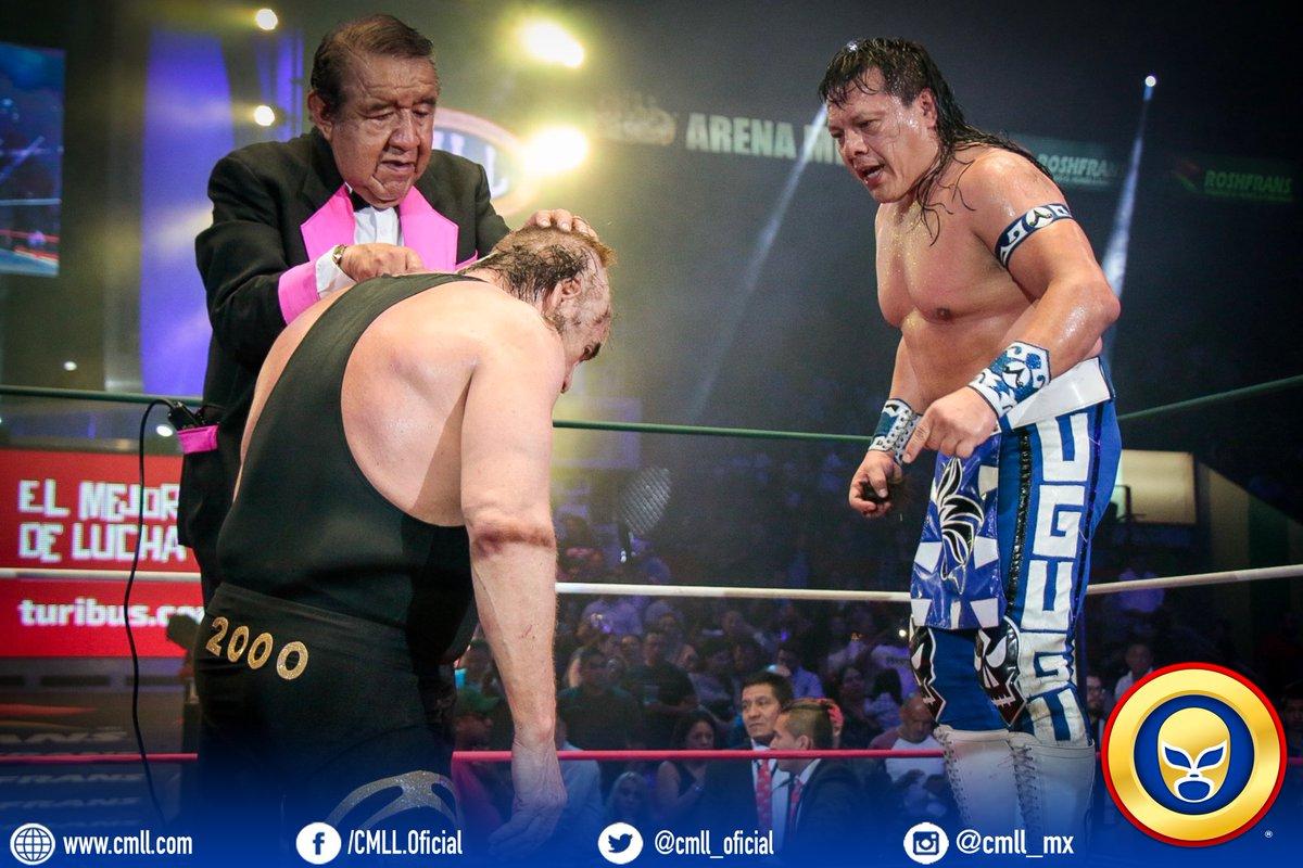 Una mirada semanal al CMLL (Del 30 mayo al 5 junio de 2019) 4
