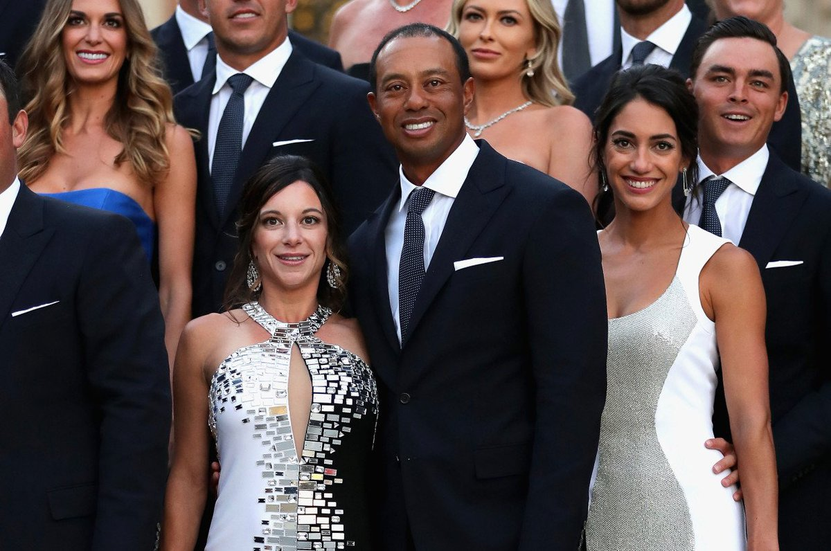 Meet Erica Herman, the private woman behind Tiger Woods' comeback https://t.co/Bj32KyrDuN https://t.co/1R7vjw7Wru