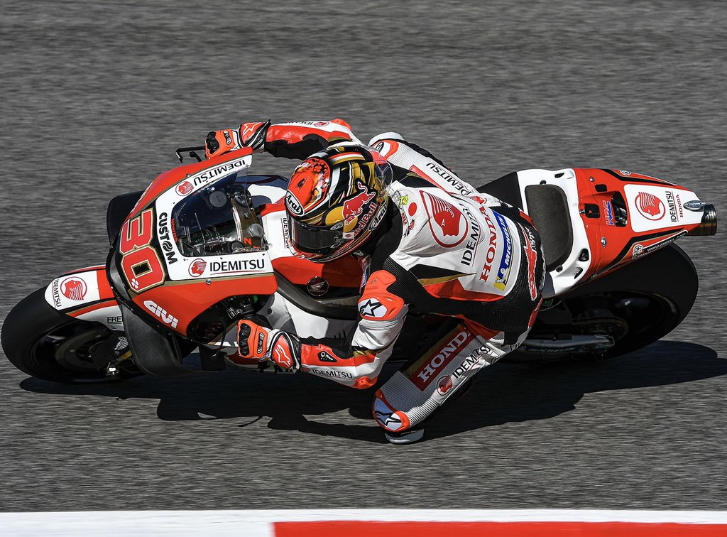 FP3-P4, straight to Q2! Let's see QP this afternoon. #ItalianGP