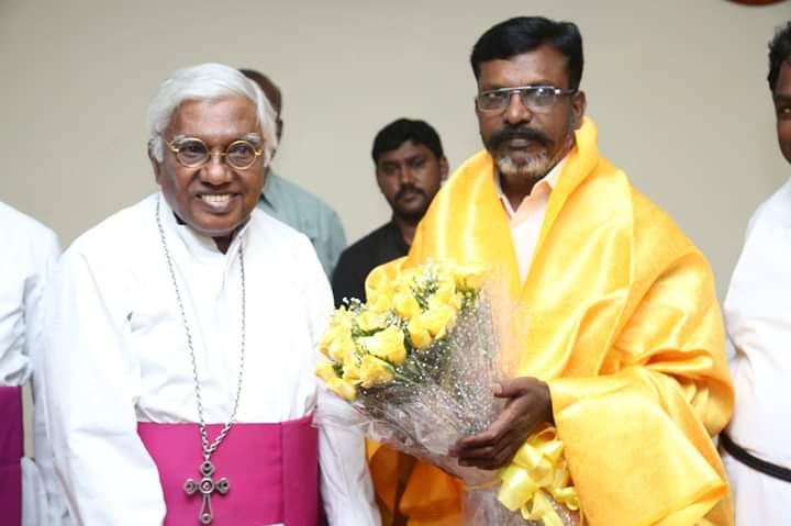 Father Bishop Dr M Ezra Sargunam (@ECIFRBISHOPEZRA) | Twitter