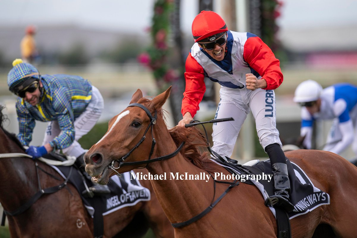 A big congratulations to Matthew McGillivray and Winning Ways taking out the Group 1 Queensland Oaks today