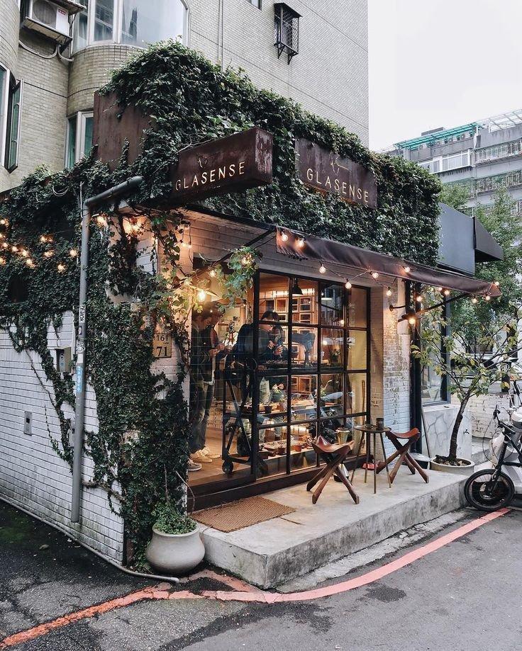 Фото красивых уютных кафе