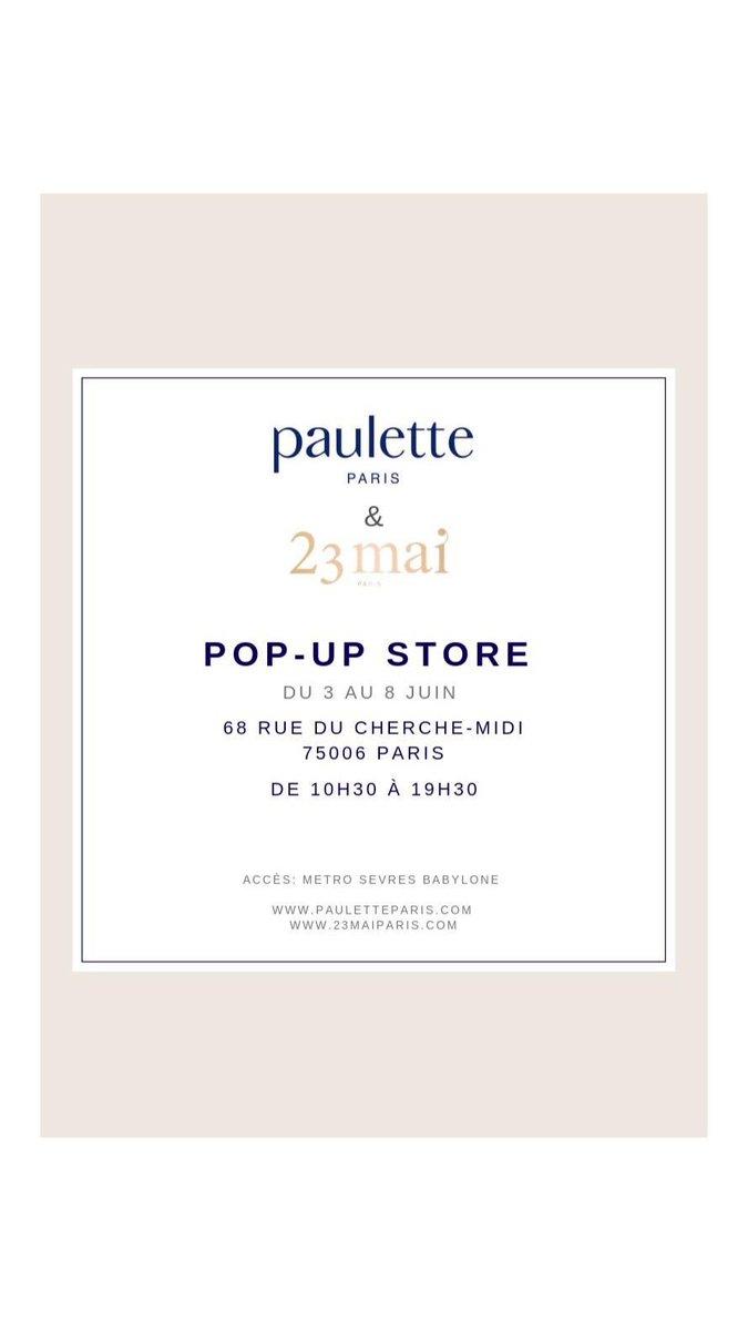 """23 Rue Du Cherche Midi aurelie ham on twitter: """"#popupstore #fashion #style #casual"""