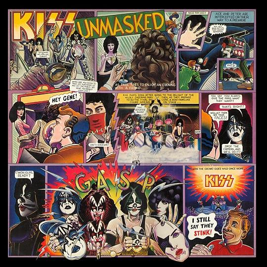 RT @KISSOnline: #KISSTORY - May 20, 1980 - #KISS released Unmasked. What is your favorite song on the album? https://t.co/vVhRyTuEoI