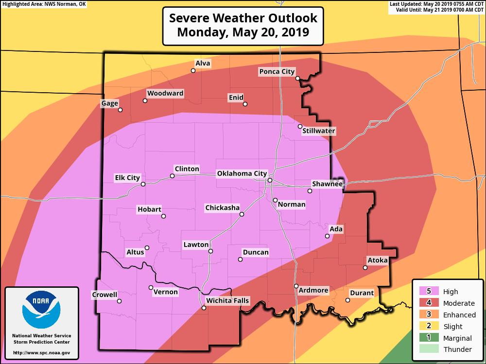 NWS Norman's photo on High Risk