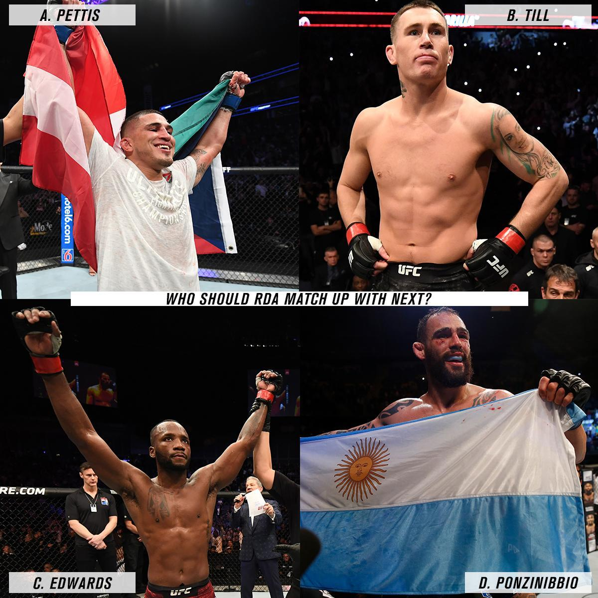 Who should @RdosAnjosMMA take on next?