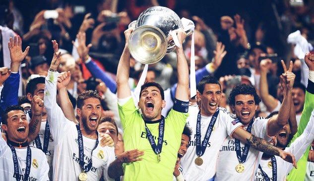 Hoy cumple años el mejor portero que he visto. Felicidades @IkerCasillas