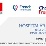 📢🏥 Venham conhecer as últimas novidades 🇫🇷 em produtos e serviços para saúde na #Hospitalar2019!13 empresas estarão presentes no Pavilhão França ➡️ catálogo online : https://t.co/WAdWxjKDCa De 21 a 24 de maio, das 11h às 20h. Rua 16, nº144, Pavilhão Vermelho, Expo Center Norte.