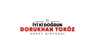 Image for the Tweet beginning: Nice mutlu yıllara Dorukhan Toköz,
