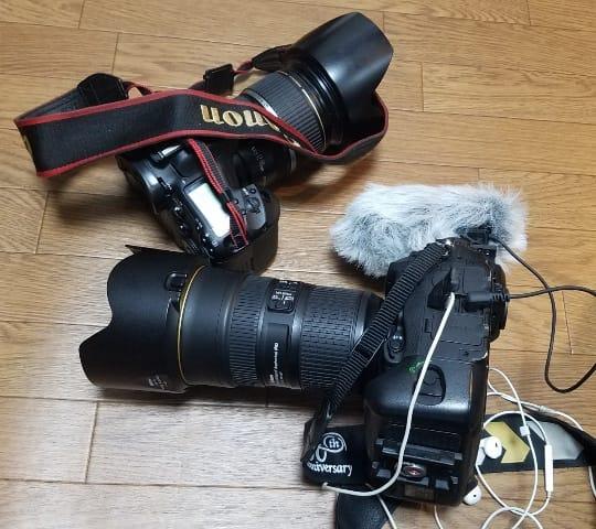 企業のHP用写真撮影には妻を派遣(ある意味当り)私は動画を録りにいきます!フルマニュアル撮影にビビってます。スマホとは違うのだよ、スマホとは!!どうせ規定サイズに画質落すし、ビデオカメラ買った方が楽なのは分かってる。