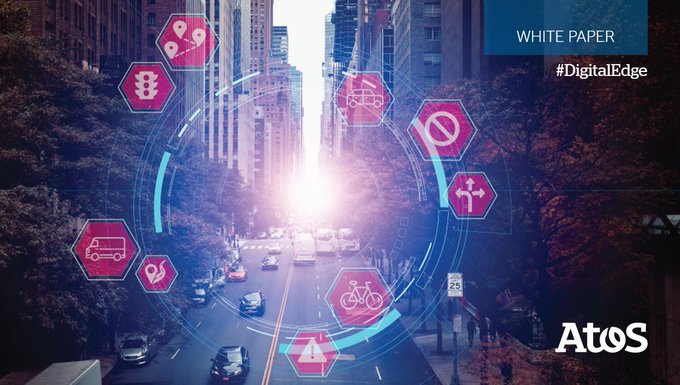 Bis 2022 prognostiziert @Gartner_inc, dass 75% der von Unternehmen generierten #Daten...