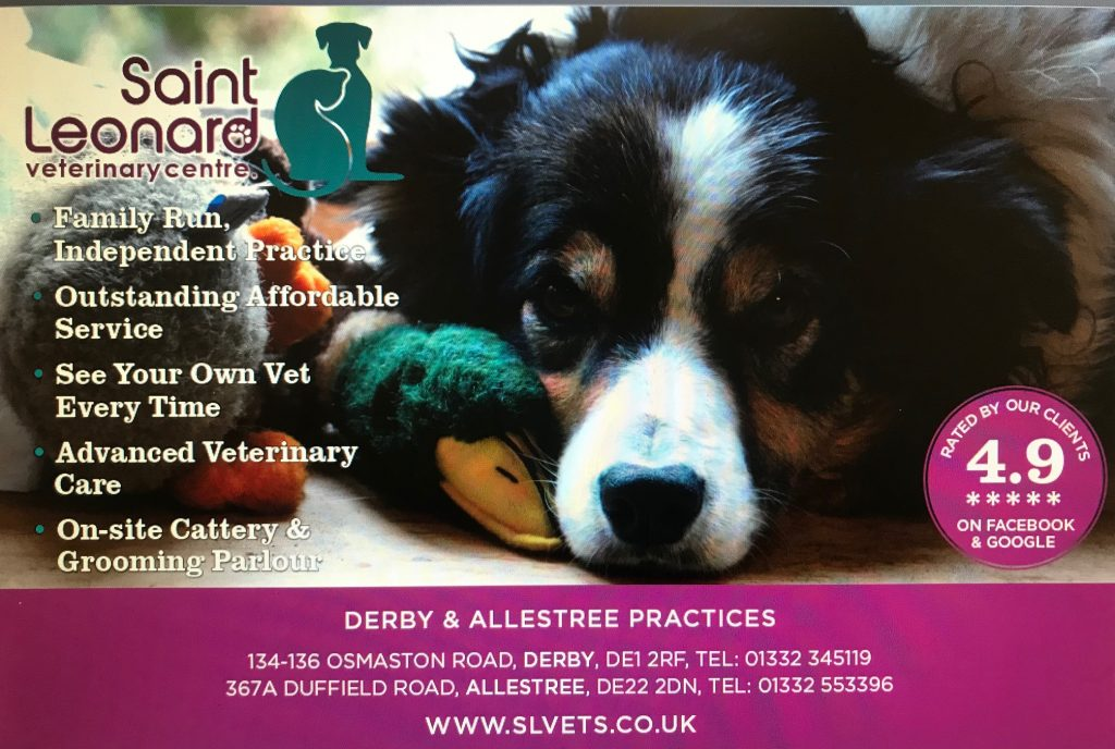 We are a #family run, #independent, small #animalpractice servicing the #Derby area. We love being independent and have a small (amazing) team which pretty much means that we get to know you and your fur-babies very well. 📞 01332 345119 #vets #pets #animals #petcare