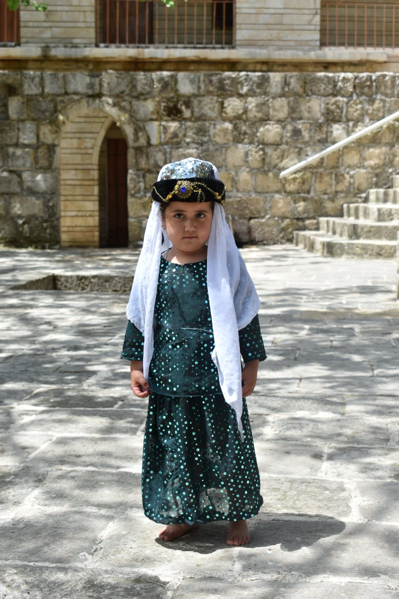 test Twitter Media - Today is World Day for Cultural Diversity for Dialogue and Development.  AMAR champions #CulturalDiversity, including #Yazidi culture - which has been so threatened by ISIS.   During a recent project at Lalish, the Yazidis' spiritual home, we met many in traditional Yazidi dress. https://t.co/sUHmvoOzBJ