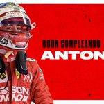Buon Compleanno @Anto_Fuoco 🎉 2️⃣3️⃣ today! #essereFerrari 🔴