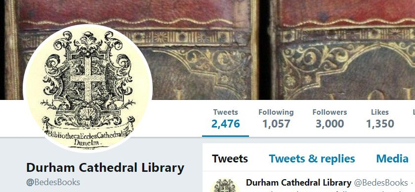 Whoop! Whoop! 🎉🥳🎉 What a great way to start the week - weve hit 3000 followers! Thank you everyone for your support of our rather special library. 📚 #MondayMotivation #LibraryLife