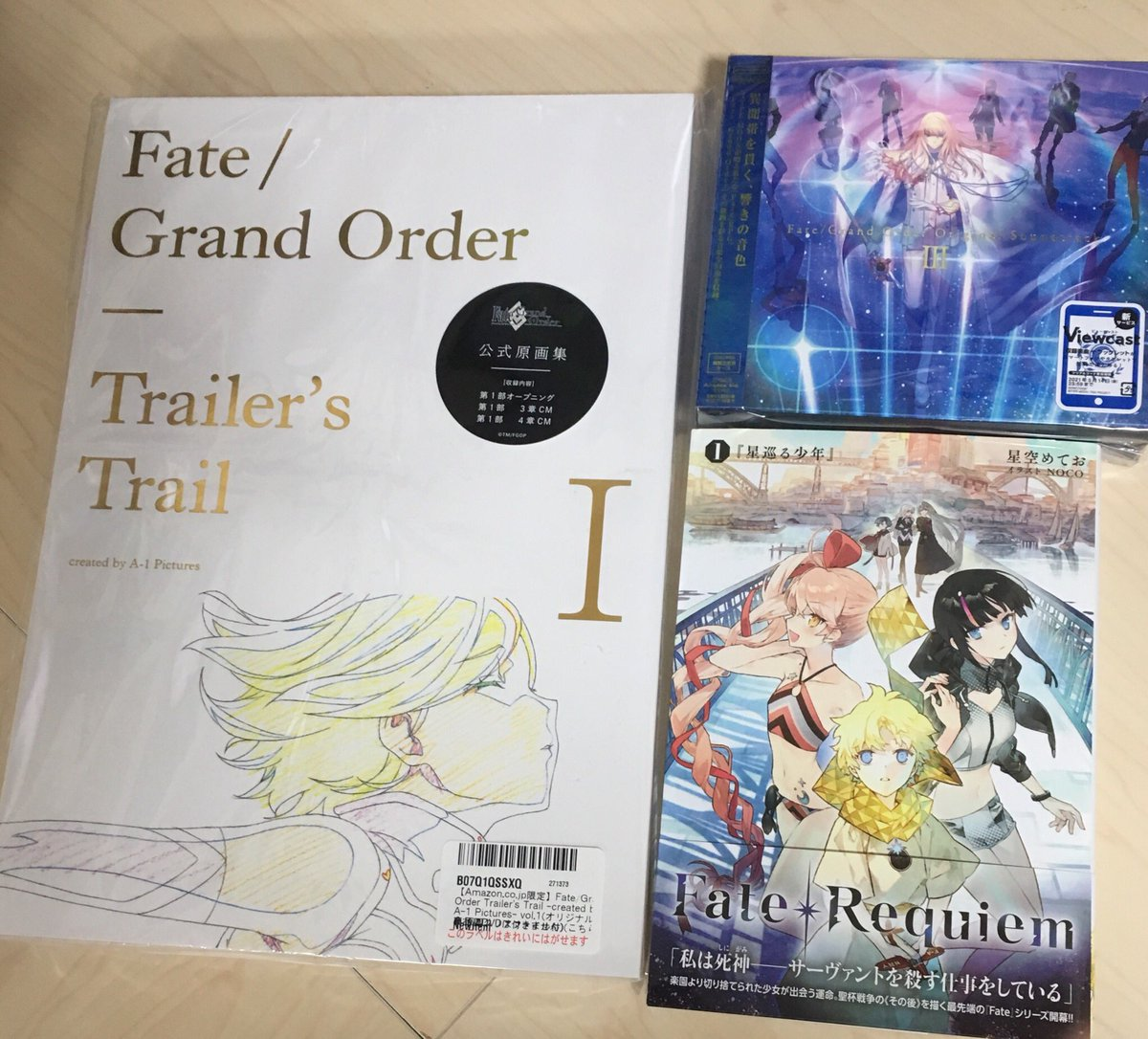 Fate/Grand Order Original Soundtrack IIIに関する画像16