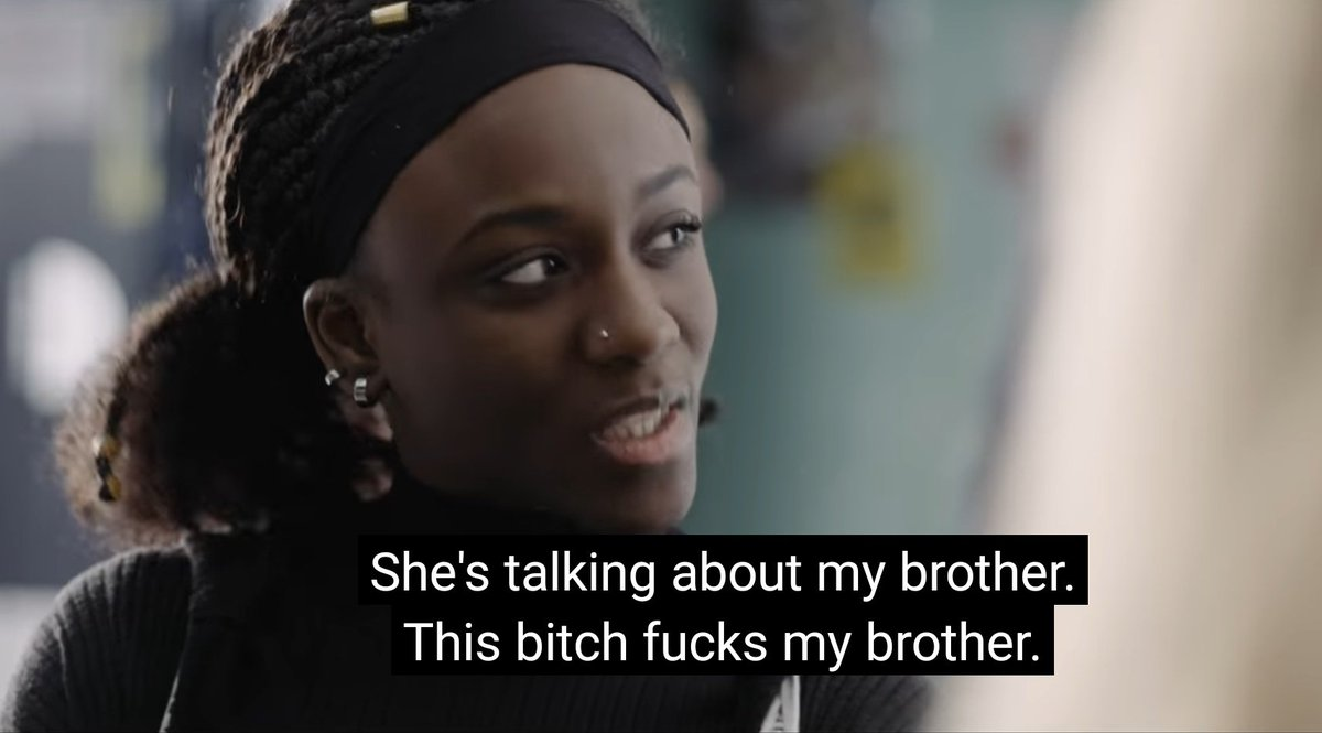 imane dragged ingrid for filth and im here for it #skamfrance <br>http://pic.twitter.com/XV7vikCCbl
