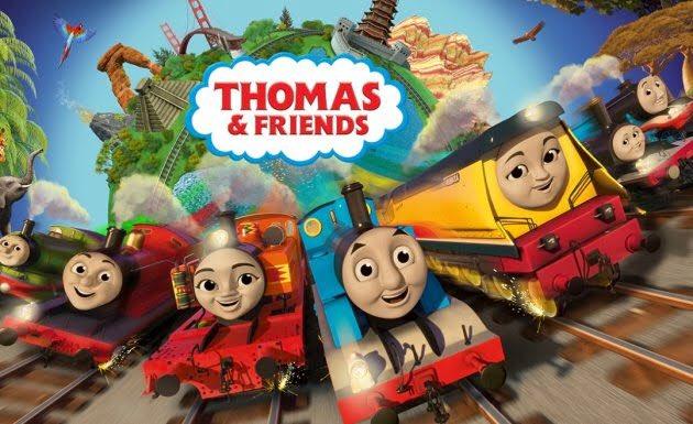 久しぶりにきかんしゃトーマス見たらリニューアルされてて 主要メンバーが変わってんの^_^ ヘンリーとエドワードはリストラされたのかしら?