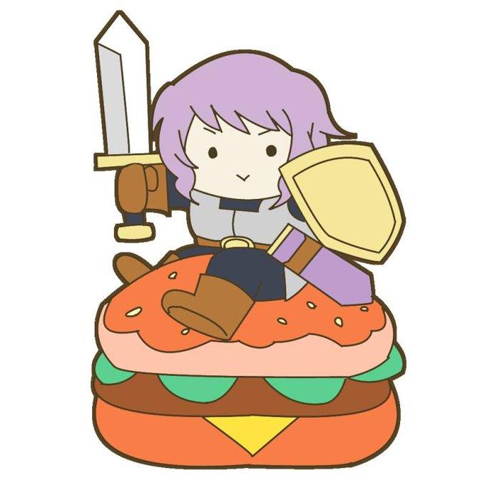 ハンバーガーのtwitterイラスト検索結果古い順