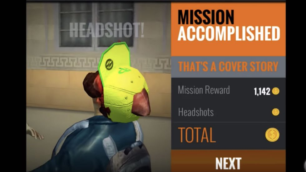 Popular mobile video game has player kill journalist to 'make him famous in a different way' hill.cm/aQ2wgpG