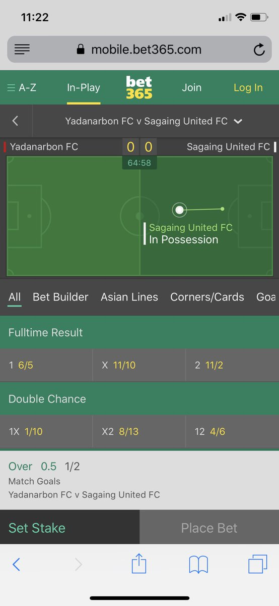 #INPLAY In the last 5 games the home side has had an avarage of 3 goals per game, the away side an average of 2.4 goals per game. #FootballTips #SoccerTips #Football #Soccer #Tips @bet365