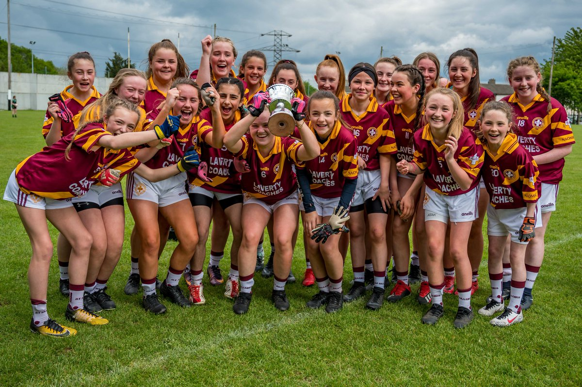 HERE is the match report from our @AIGIreland Feile Div 3 final with @StMaursGaa overcoming a spirited @plunketts_ie side to lift the cup #AIGFeile19 dublinladiesgaelic.ie/news-detail/10…