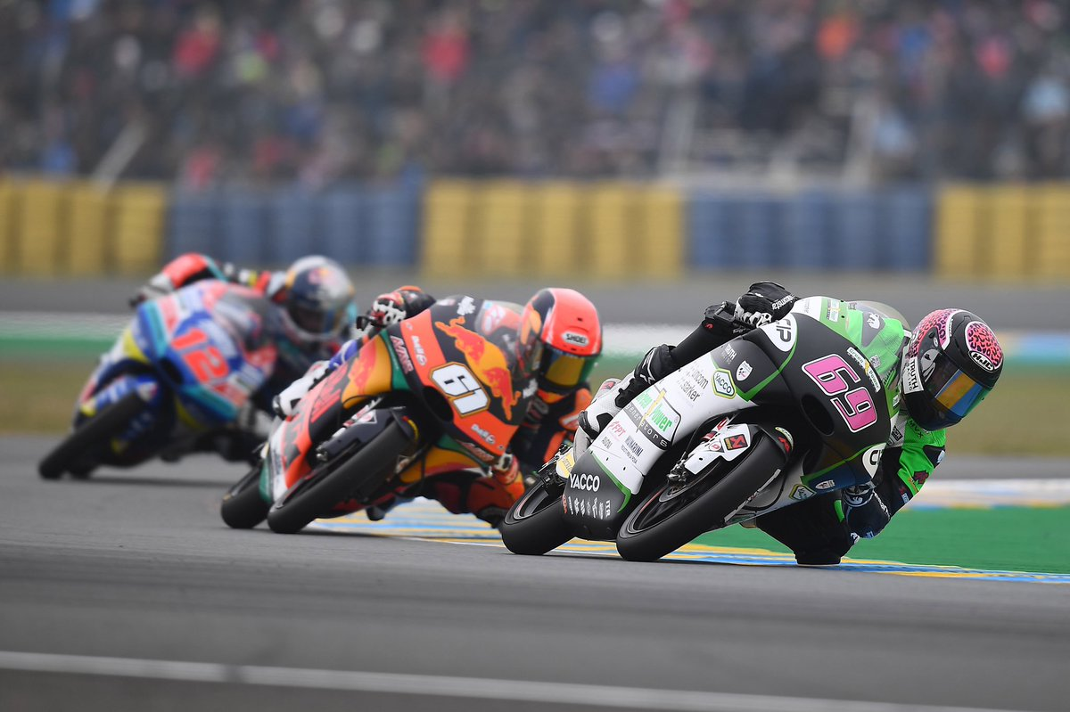 cfd1f73a SEASON BEST FOR BOOTH-AMOS IN FRANCE British Moto3 rider finishes 17th in  Le Mans Race report here: http://bit.ly/TBA2019LeMansRace …