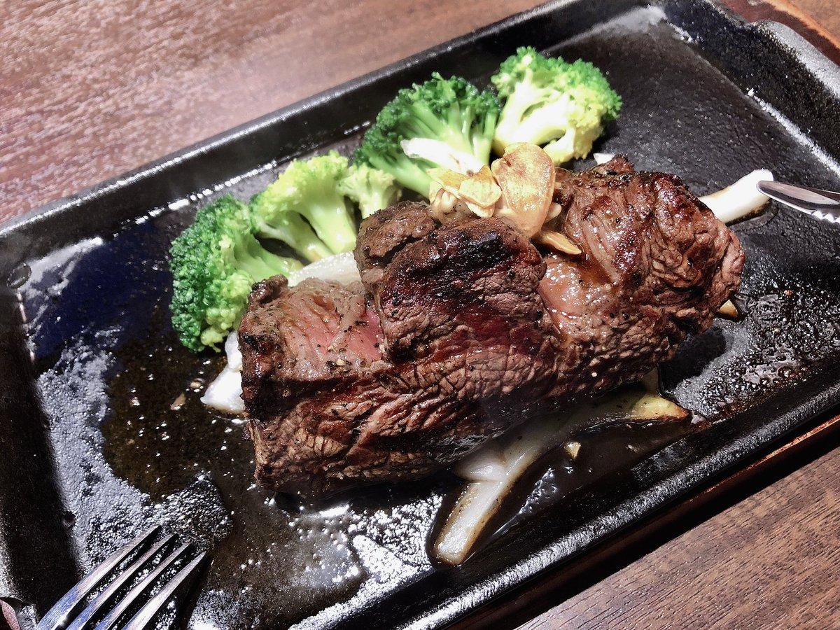 旦那が転職するため今日付でお仕事を辞めたのでお肉食べに来た400g強食べて「ちょうど良かったわ!」と言った旦那の胃はまだ若いんだと思った