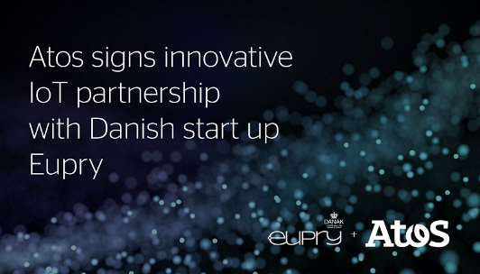 With our new partnership with @eupryteam, we will integrate Eupry technology into our #IoT of...