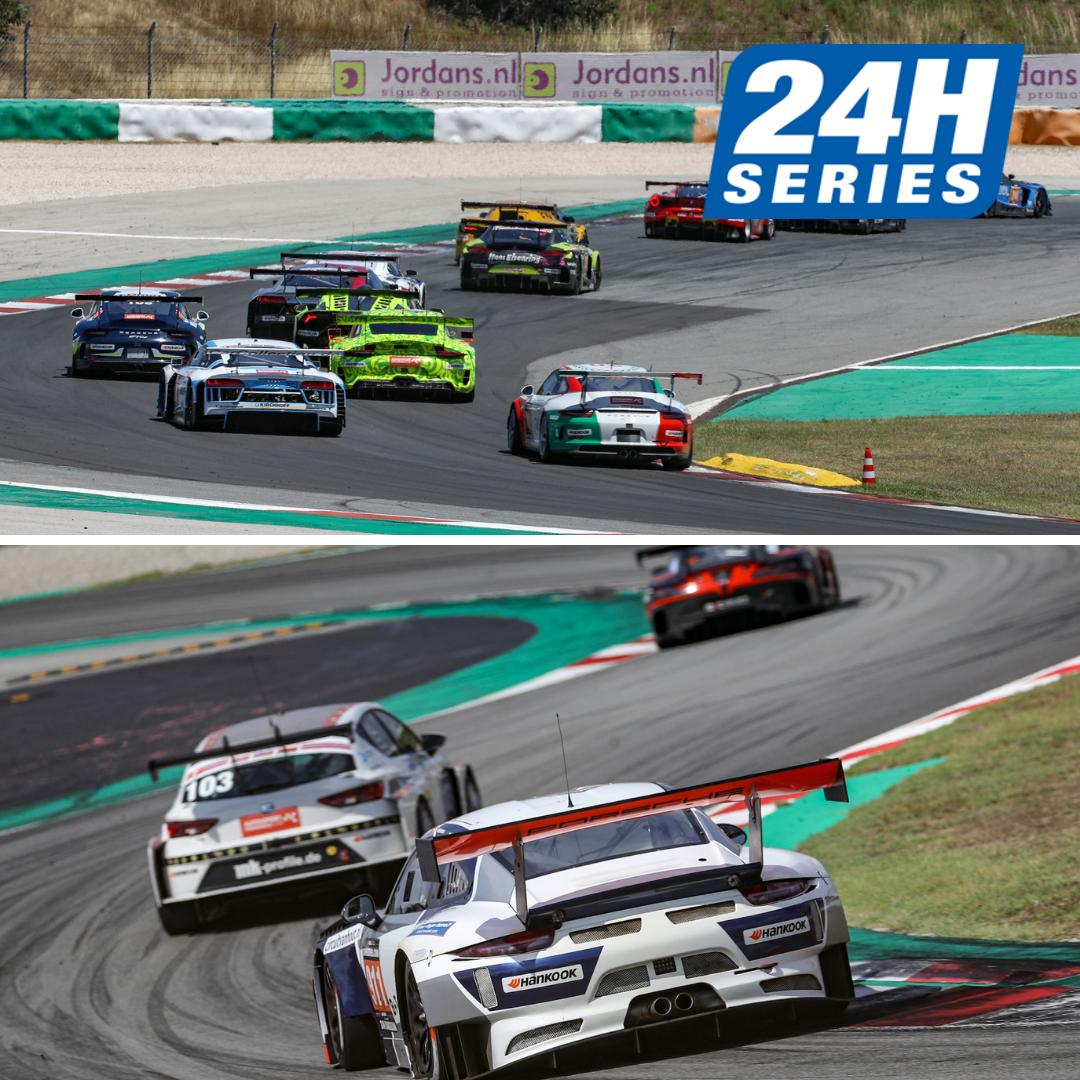 24H SERIES | After the Hankook 12H BRNO, the last two races in our European Championship are the Hankook 24H PORTIMAO & the Hankook 24H BARCELONA!  ❗Fun fact❗ | A lap at at @AIAPortimao and @Circuitcat_eng are almost the same length! The difference is only 29 meters 😱