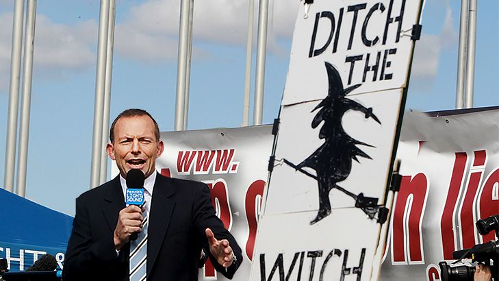 This guy wants to talk about a new nastiness. You reap what you sow, Tony. #4corners <br>http://pic.twitter.com/j5nu2kgaDA