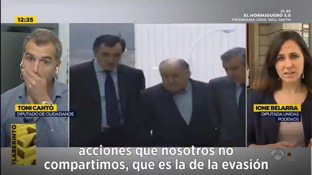 Nuestra compañera @ionebelarra ha explicado muy claramente nuestra postura sobre las donaciones de Amacio Ortega: debe pagar los impuestos que le corresponden y respetar los derechos de los trabajadores, y no blanquear su imagen donando una mínima parte de los impuestos que elude