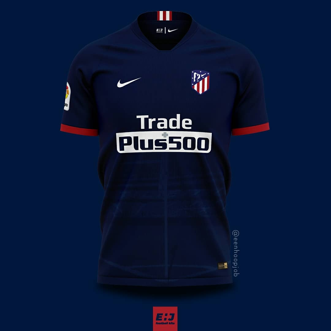 5e3a0be10a7 Atletico Madrid x Nike concepts. Please rate 1-10. Thoughts about these  designs? #atleticomadrid #atleticodemadrid #atletico #nike #nikesoccer ...