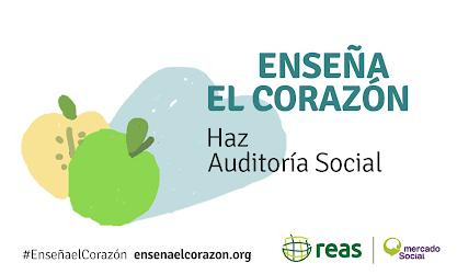 Por transparencia, por responsabilidad, por compromiso social y medioambiental. La #Economía Solidaria #EnseñaElCorazon y hace Balance/Auditoría Social  https://www.reasred.org/balance-social-2019…