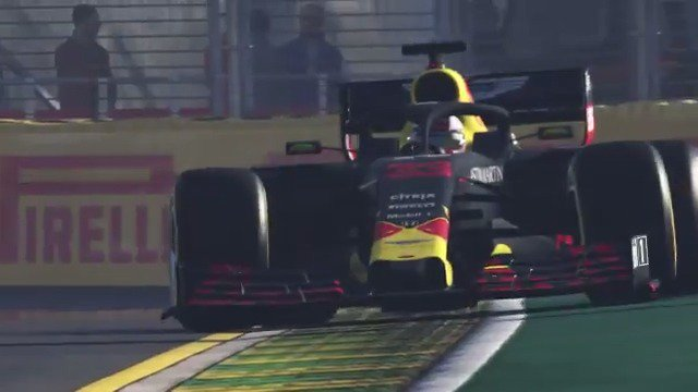 The first trailer for F1 2019 is here 😍  Lots of juicy game details here >> https://t.co/aVuve0lLdQ  #F1 @Formula1game