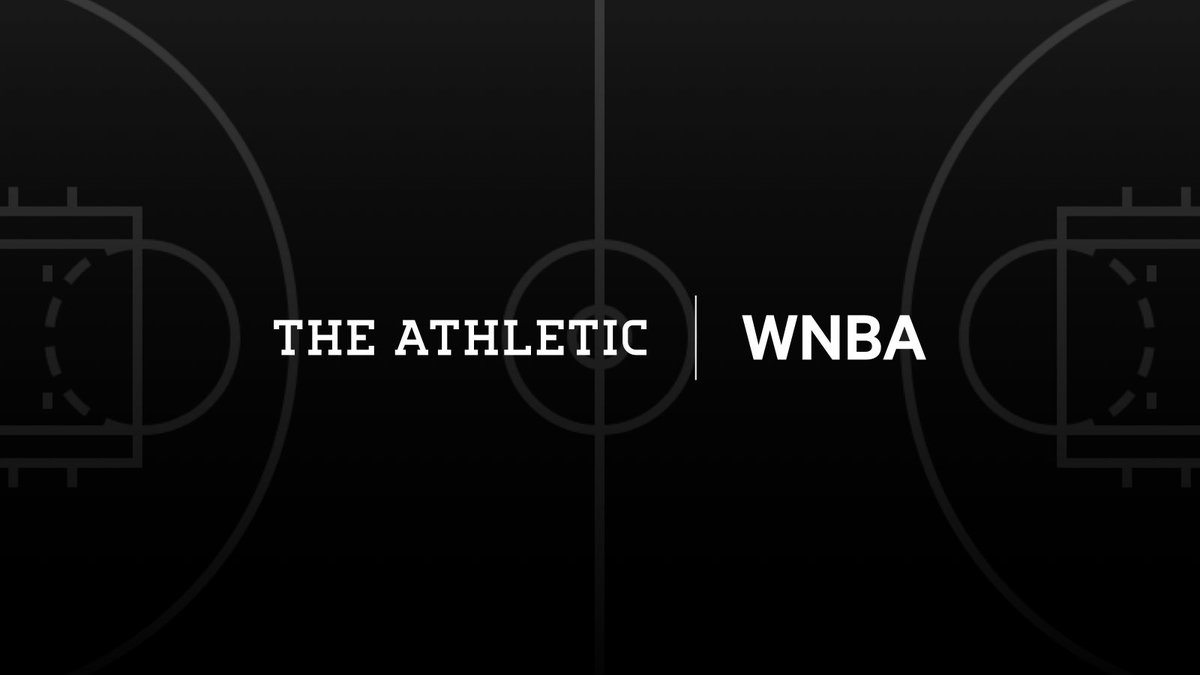 𝗡𝗢𝗪 𝗟𝗜𝗩𝗘: 𝗧𝗛𝗘 𝗔𝗧𝗛𝗟𝗘𝗧𝗜𝗖 𝗪𝗡𝗕𝗔 🏀  We're excited to bring The Athletic's brand of storytelling to the WNBA for the 2019 season! Expect stories that go beyond the game and bring inside access to fans.  More from editor @HannahWithiam: http://theathletic.com/984508
