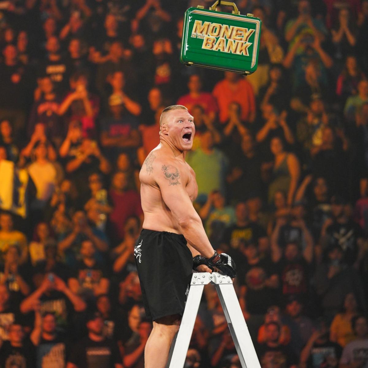 Happy Monday, WWE Universe! #MITB