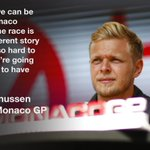 🇩🇰 @KevinMagnussen aiming to back up the P7 Barcelona result at this weekend's #MonacoGP   Read his Q&A 👉 https://t.co/sMctLFWKsc