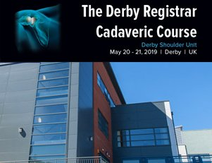It's been a great start to Day 1 of the @DerbyShoulder  Upper Limb Course. Registrar training led by Shoulder Faculty Marius Espag, Amol Tambe and David Clark.#DiscoverArthrex #DerbyShoulder