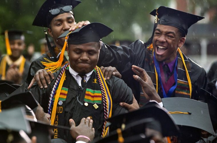 The #WestboroBaptist Church, a designated hate group by the Southern Poverty Law Center, announced plans to protest at the graduation ceremonies at Spelman, Morehouse, and Clark University.  https:// nuorigins.com  &nbsp;  <br>http://pic.twitter.com/7nWwCHolko