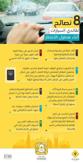 #امطار_الرياض Photo
