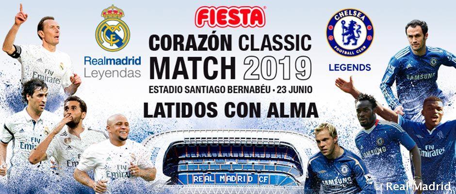 ¡¡ATENCIÓN!! Próximamente sortearemos cromos digitales exclusivos de nuestras leyendas mediante tecnología #Blockchain. Puedes ganar dos invitaciones para el #FiestaCCM2019 #LatidosConAlma del próximo 23 de junio en el Santiago Bernabéu. ¡Permanece atento! @Fun_Realmadrid