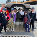 Groups 1 and 4 are enjoying HMS Victory