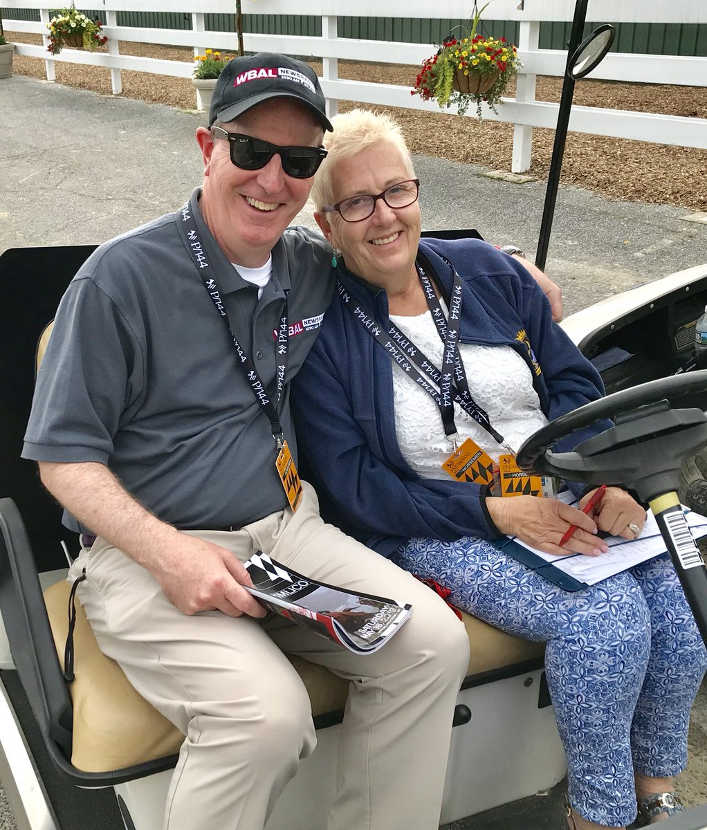 What a week it was here at the @PreaknessStakes Barn at @PimlicoRC thanks to all the hard work &amp; long hours put in by Melanie Martin &amp; her Stakes Barn horsemen's hospitality team. Melanie was doing double duty also as the #Lasix Coordinator for @MD_DLLR #MarylandRacingCommission<br>http://pic.twitter.com/GutfW6tOrY