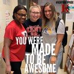 Image for the Tweet beginning: Be awesome this week, #KentRiderPride
