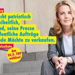Image for the Tweet beginning: Der Vorgang ist über Österreich