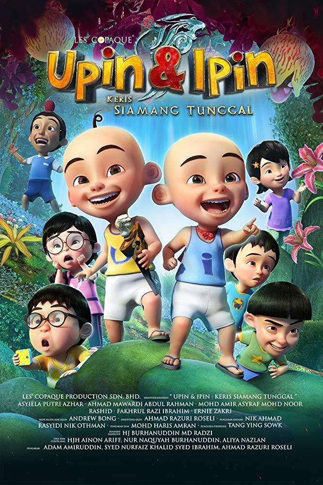 Watch Upin Ipin Keris Siamang Tunggal Full Movie Hd