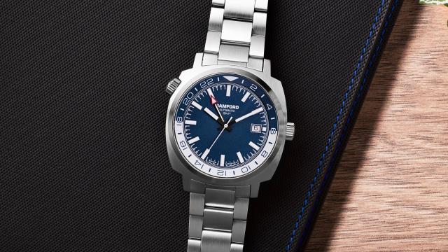 世界で唯一の高級時計公式カスタマイザー「BAMFORD」から、新コレクション「GMT」発売 https://t.co/xcB5xeYssu https://t.co/G9EqAowweZ